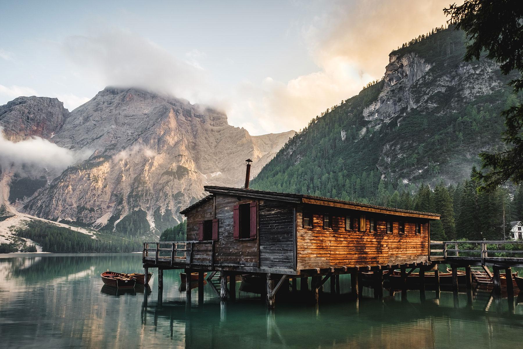 Boat House Getaway